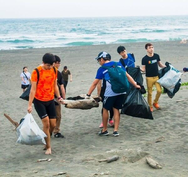 摄理大学生宜兰净滩活动_实践胜于言语