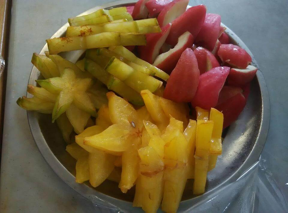 大宝森节假期_摄理教友准备的水果
