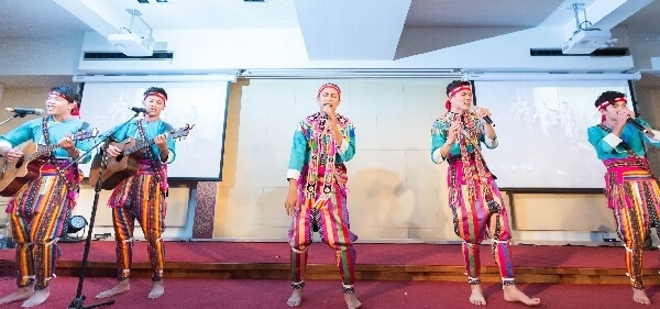 台湾明歌庆典总决赛_原住民歌手