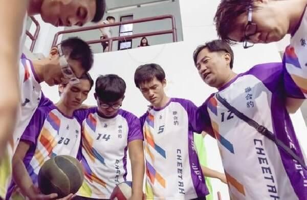 摄理爱与和平CGM全国排球联赛_齐心祷告
