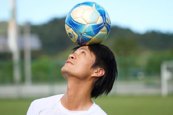 Wings Soccer足球教室_头顶足球