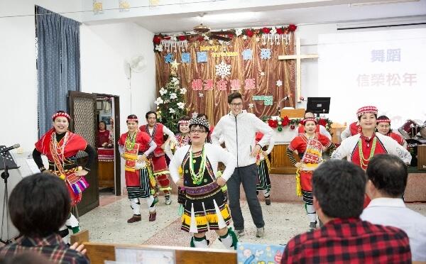 台湾摄理联合圣诞音乐会
