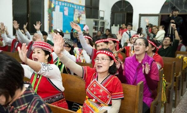 台湾摄理联合圣诞音乐会_欢欣快乐