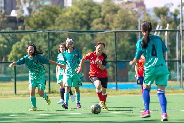 摄理CGM足球联盟_第二届全国女子5人制足球赛况