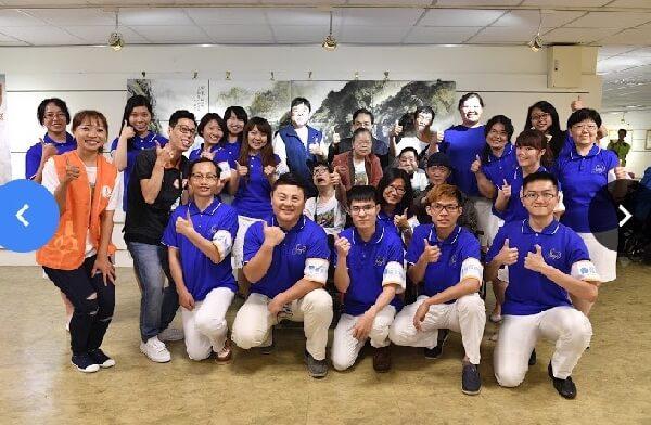 身障画家美艺展_摄理CGM志工团