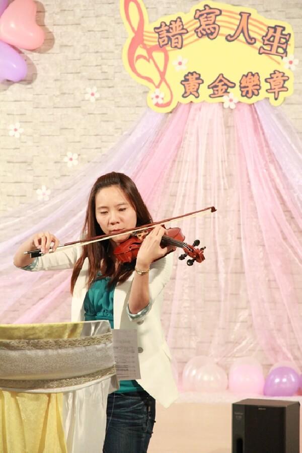 国家交响乐团第二小提琴首席分享_挖掘无限可能