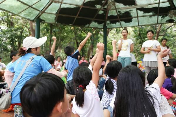 万物神的话语_小学暑期生活营