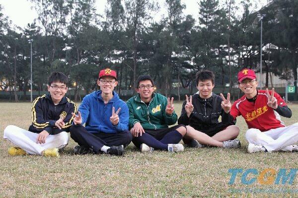台湾摄理垒球交流赛_清晨练习