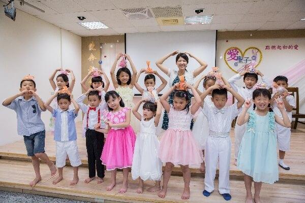 摄理儿童合唱团成果发表会_生活赞美