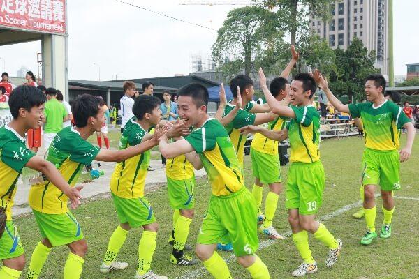 摄理台湾足球挑战新阶段GOAL INN