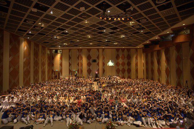 摄理教会发展史_心灵复兴聚会