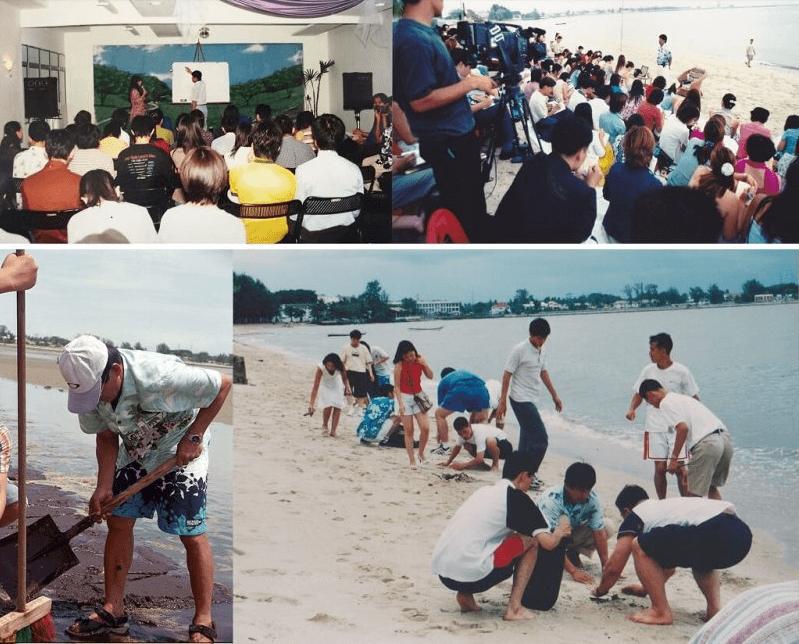 摄理教会发展史_波德申沙滩