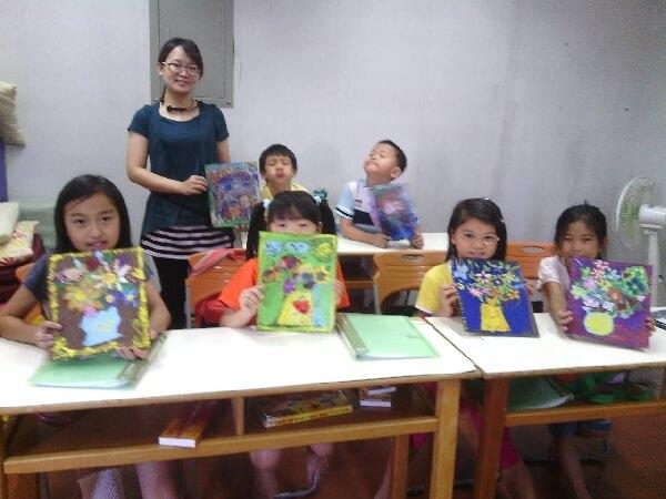 摄理新闻_小学暑期提升营_小米老师