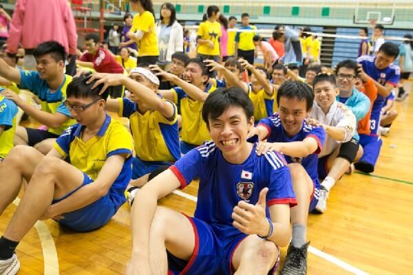 摄理爱与和平全国排球联赛_一起运动