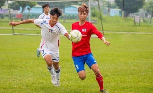 摄理第六届CGM全国男子足球赛_台韩交流