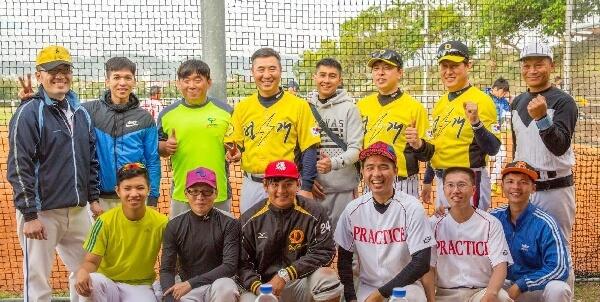摄理2017台日韩棒球交流赛