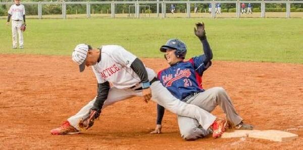 摄理2017台日韩棒球交流赛_比赛