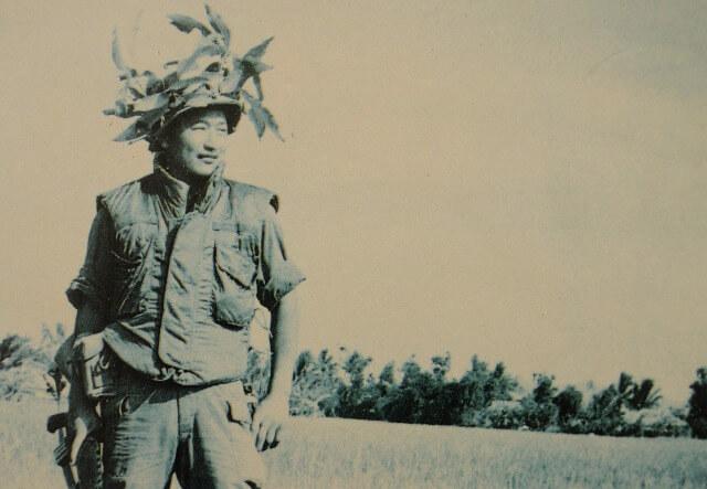 摄理_郑明析牧师参与越战