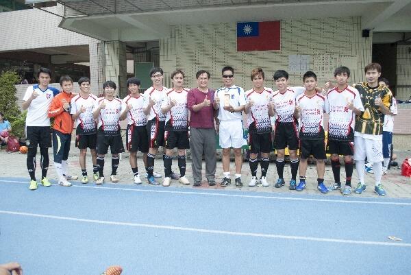 攝理CGM大学部五人制足球推广赛_心在迦南