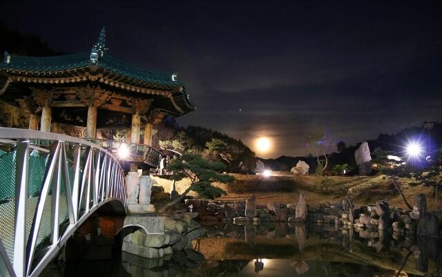 月明洞最明亮的地方