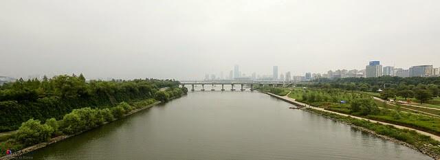 攝理新闻_韩国美丽江河