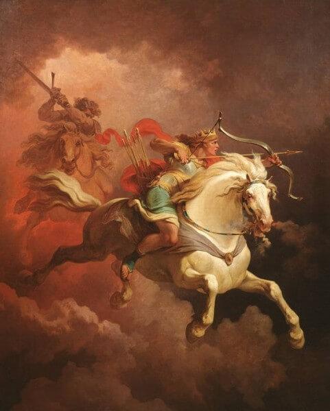 摄理英雄_Vision Of The White Horse_Philip James