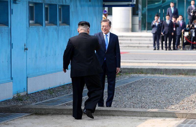 摄理_弥赛亚_38军事分界线两韩相见
