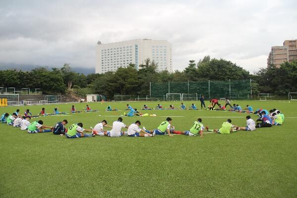 摄理CGM_原住民发展中心_台韩足球交流