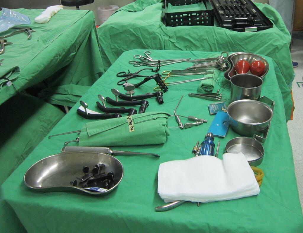摄理_护士cindy_手术室器具