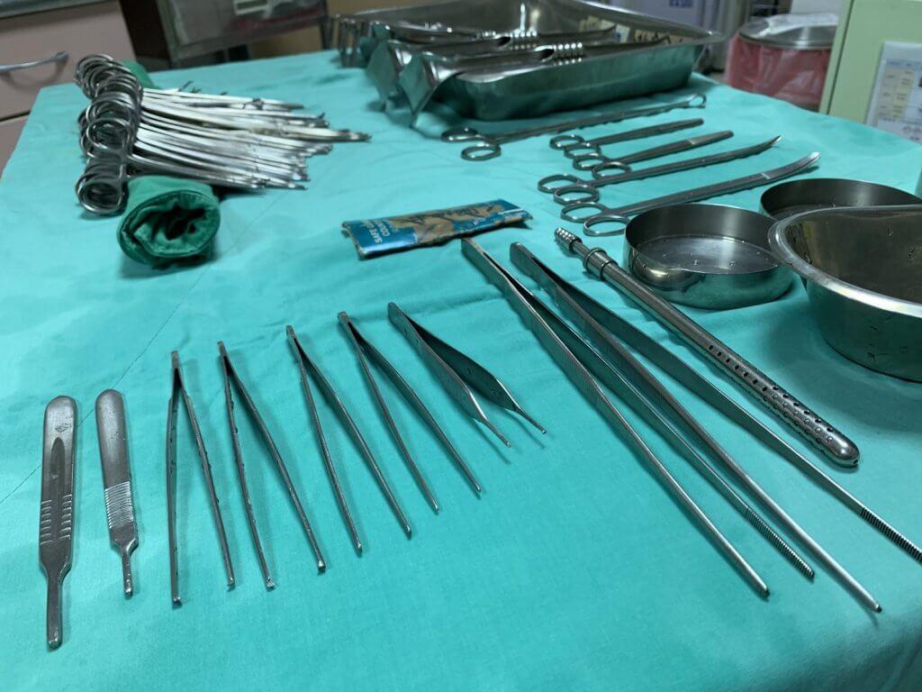 摄理_护士cindy_手术室器具2