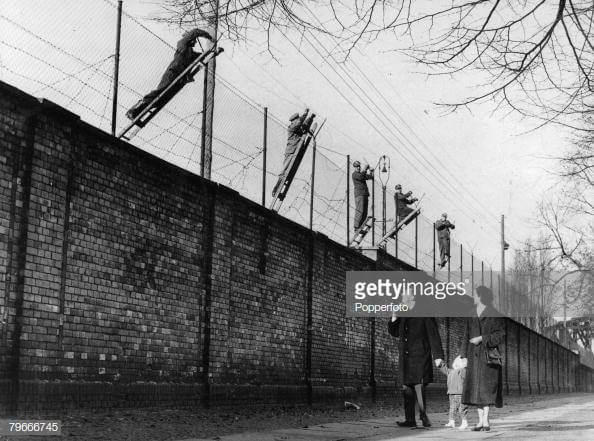 摄理新闻_柏林围墙