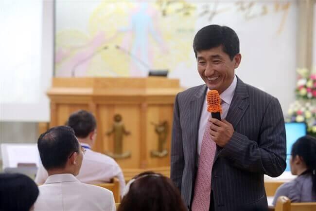 摄理新闻_郑龙锡牧师分享_海外宣教