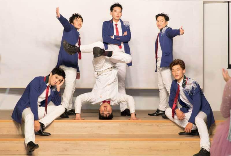 摄理圣诞节_神秘星球_Men Hot男子舞团