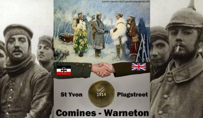 摄理新闻_圣诞节战争和平_第一次世界大战