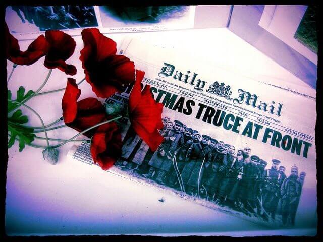 摄理新闻_第一次世界大战_圣诞节和平夜报导