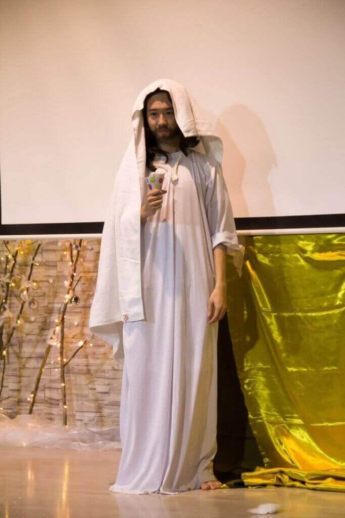 摄理庆圣诞_戏剧表演_耶稣