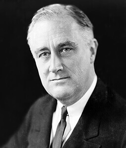 摄理新闻_美国总统罗斯福