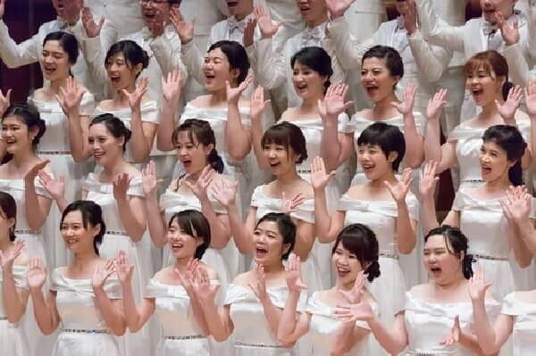 摄理cgm交响乐团公演_爱的旅程_合唱团