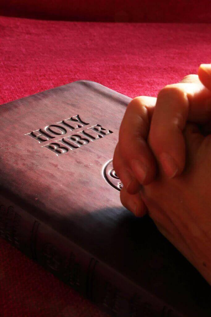 摄理祷告聚会_圣经_祷告示意图