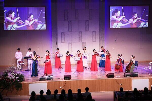316生命的日子_管弦乐团表演