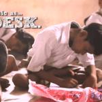 小设计大智慧:一张厚纸板,打造印度贫困孩童的学习天堂