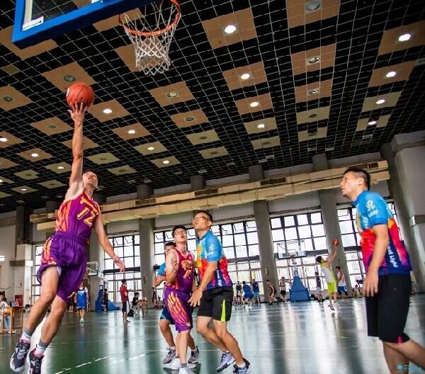 摄理新闻_迎析排球赛