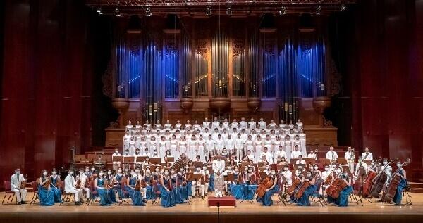 摄理CGM和平交响乐团暨合唱团